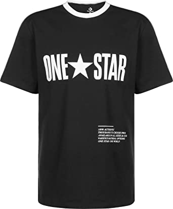 Converse T Shirt Motif Basket Converse 100% Authentique