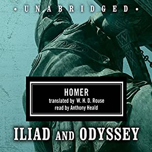 Homer Box Set: Iliad & Odyssey Audiobook