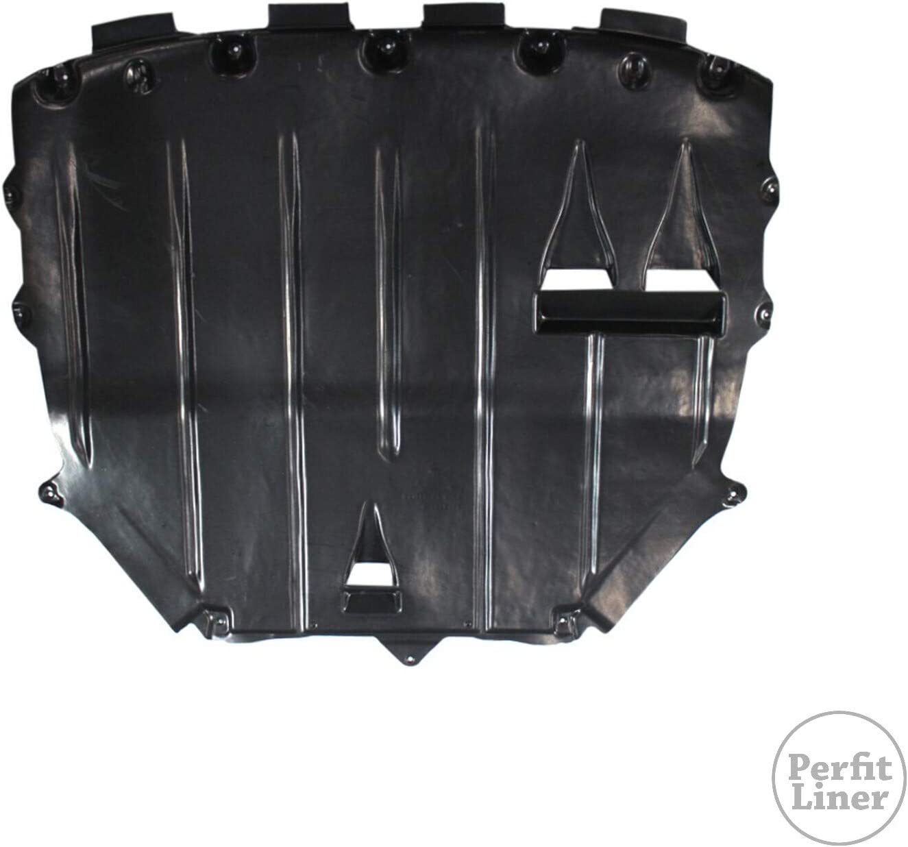 Perfit Liner New Replacement Parts Front Lower Engine Cover For Audi TT Quattro TT Fits AU1228116 8J8825237A