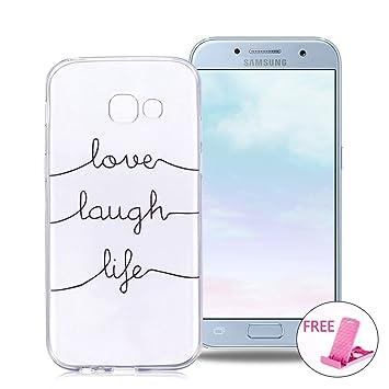 AllDo Funda Samsung Galaxy A3 2017 SM-A320F, Carcasa ...