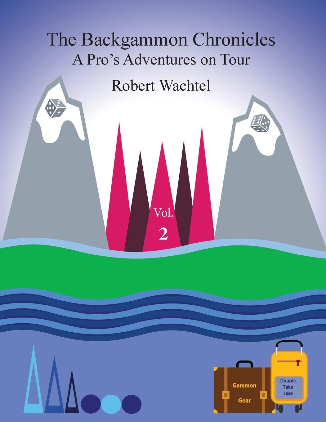 The Backgammon Chronicles  A Pro's Adventures On Tour Volume 2