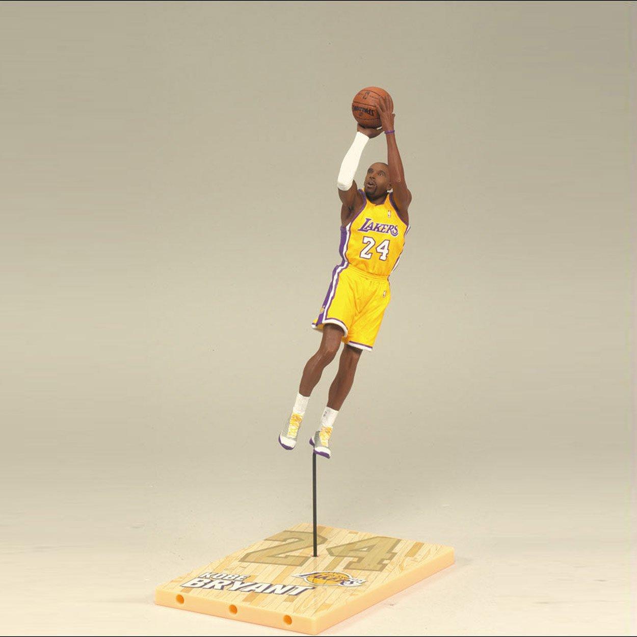 "6"" FIGURE NBA SERIES 3 – KOBE BRYANT MCFARLANE L.A LAKERS"
