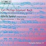 Bach, C.P.E.: Keyboard Concertos (Complete), Vol.  9