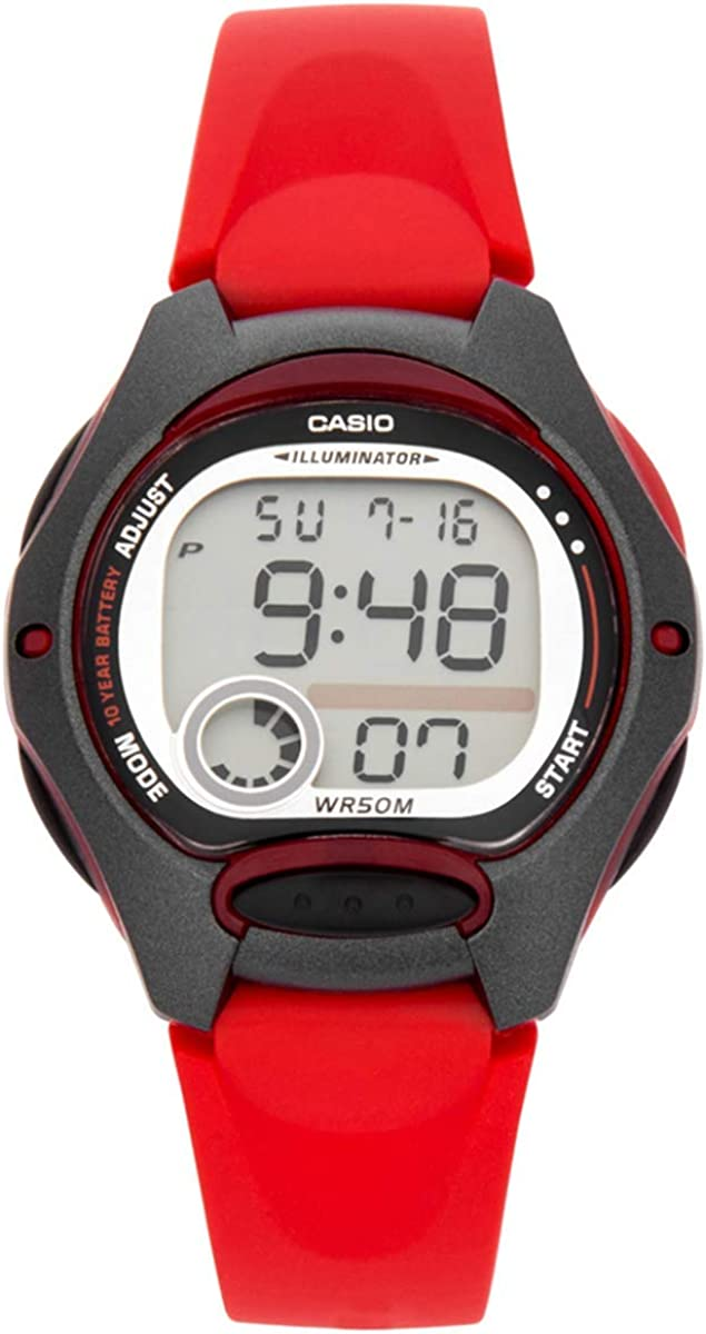 Casio Collection Kids Daily Alarm LW-200-4AVEF
