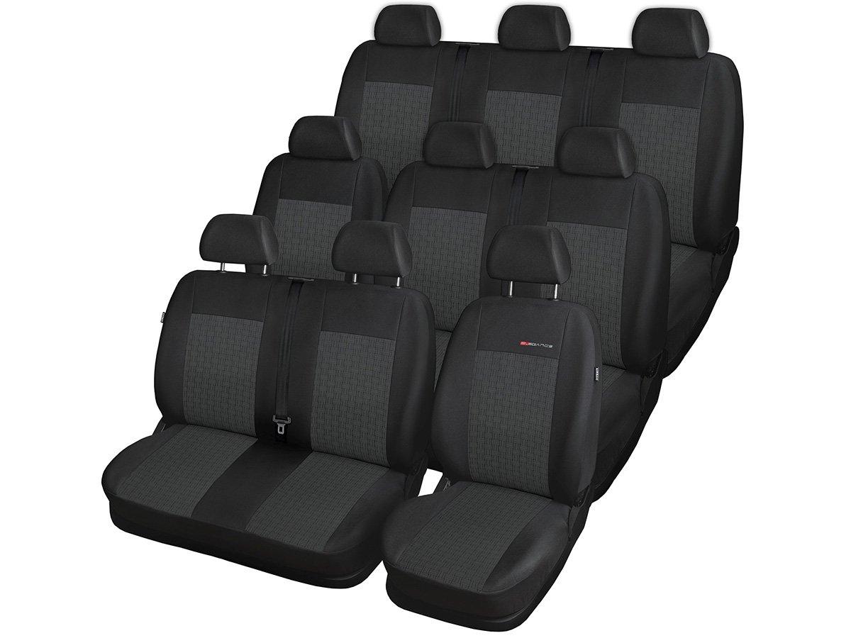 Cuentos T5/carro Fundas de asiento a escala ajuste perfecto schonbez/üge de asiento velour punto acolchado/® Auto de joyas