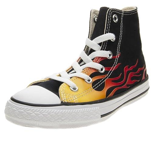 Converse Bebé Altas Zapatillas de Deporte 361039C Ctas Hi: Amazon.es: Zapatos y complementos