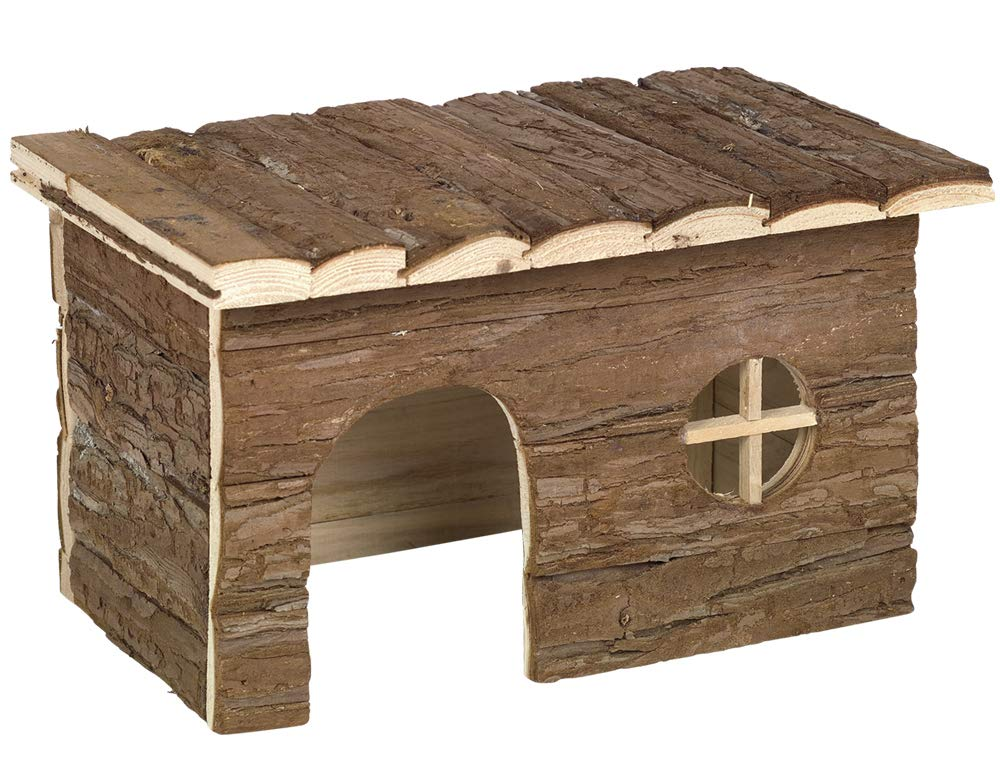 Nobby 25578 Woodland Rodent Wooden House Chappy