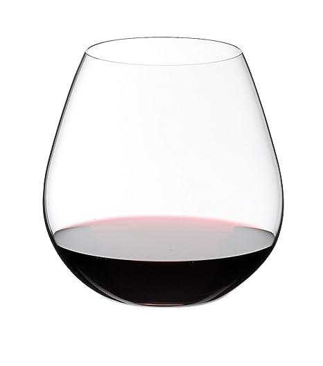 acbd427b0ff Amazon.com   Riedel O Wine Tumbler Pinot Noir/Nebbiolo, Set of 2: Riedel  Wine Glasses: Mixed Drinkware Sets
