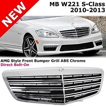 Advan-Emotion Mercedes Benz W221 S Clase 07 - 12 (Campana ...