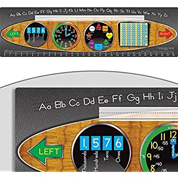 Amazon Com Zaner Bloser Dashboard Self Adhesive Vinyl