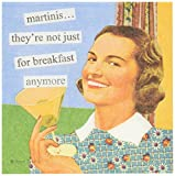 Paperproducts Design 20-Pack Martinis Paper Cocktail Napkins