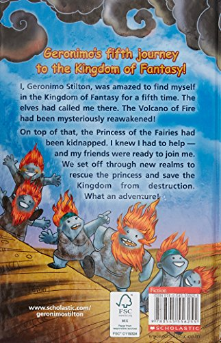 Geronimo Stilton And The Kingdom Of Fantasy 5 The
