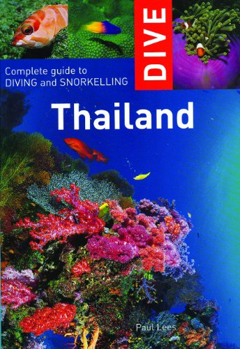 Dive Travel Book Thailand Trident Travel Book
