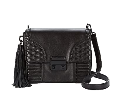 105ab9a89388 Image Unavailable. Image not available for. Color  Rebecca Minkoff Aliz  Leather Clutch Crossbody Bag ...