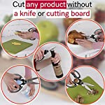 Kitchen Scissors   Best Kitchen Shears - Professional Heavy Duty Stainless Steel - Multifunctional Premium Scissors for Cutting Chicken, Fish, Meat, Seafood, Herbs, Vegetables, BBQ - Perfect Gift 12