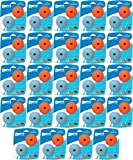 Chuckit! The Whistler Ball Medium 48pk (24 x 2pk)