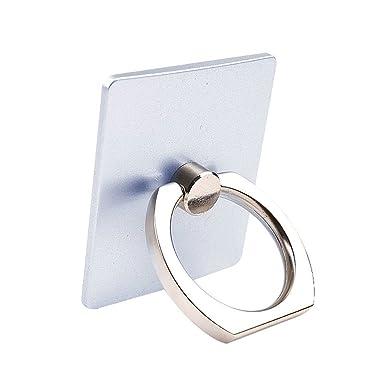 Anillo de dedo agarre, RDT – Soporte Soporte de metal con soporte de coche para