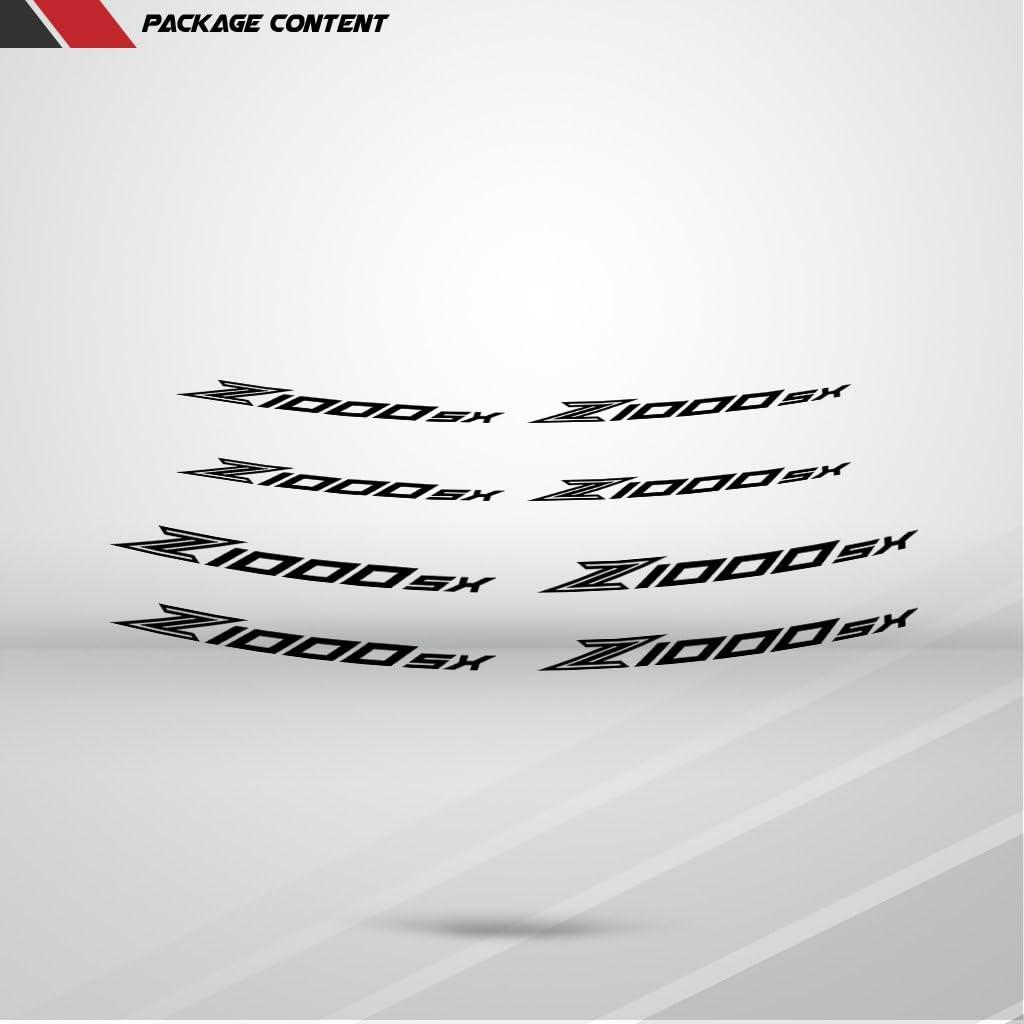 2 Tons Am/éthyste Autocollant de Jante de Moto Inner Rim Tape pour Suzuki BK 1300 pour B-King