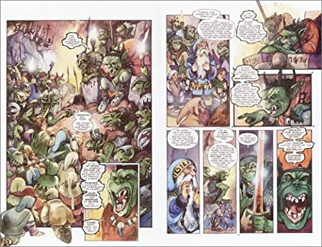 The Hobbit Graphic Novel By Chuck Dixon