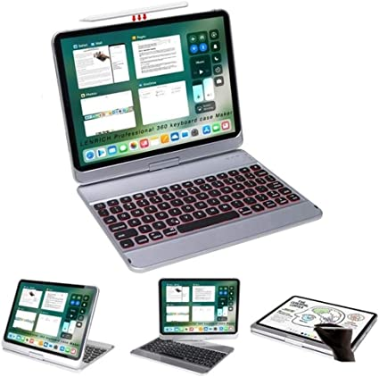 Logo CZ Case teclado para iPad Pro 12,9 pulgadas 2020 4ta ...