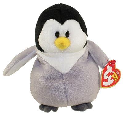 Ty Beanie Babies Slapshot - Penguin: Toys & Games