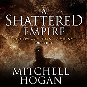 A Shattered Empire Hörbuch