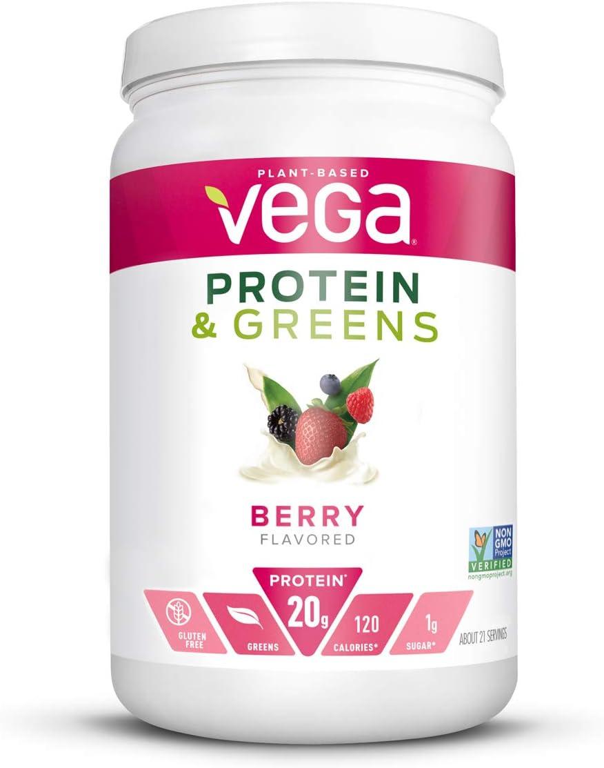 Vega Protein & Greens Berry - 586 gr