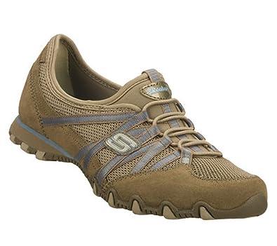 Schuhe Damen SKECHERS, SKECHERS Bikers Hot Ticket Sneakers