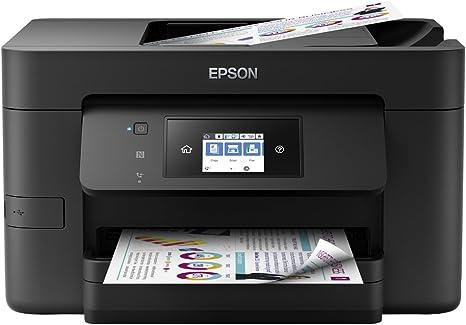 Epson Workforce Pro WF-4720DWF Inyección de Tinta 30 ppm 4800 x ...