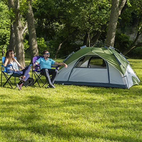 Save 15% off a pop up camping tent