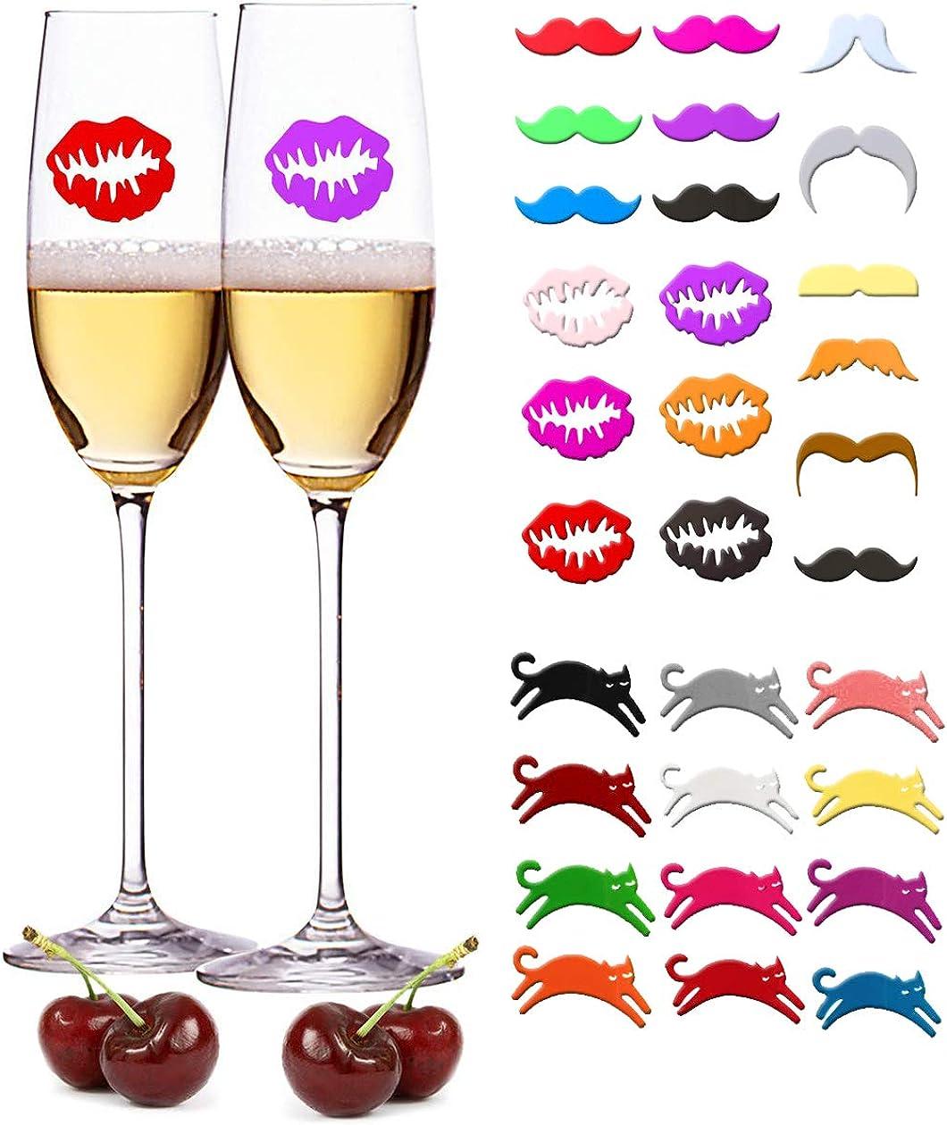 Top 10 Beverage Mustache Markers