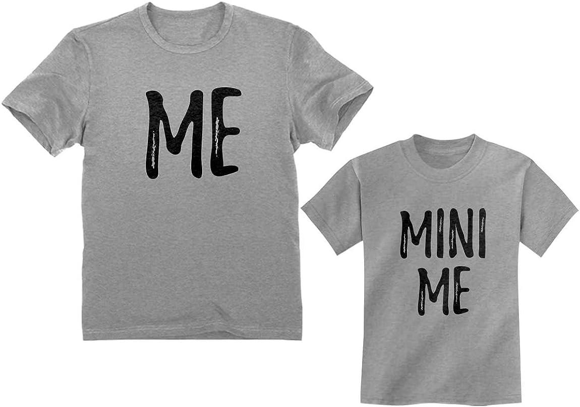 SR Big Man /& Little Man Father /& Baby Sweatshirt Gift Set Matching Sweater Dad /& Baby Gift Set