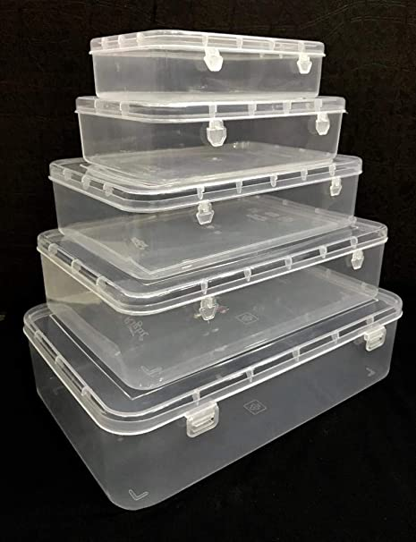 Image result for plastic boxes