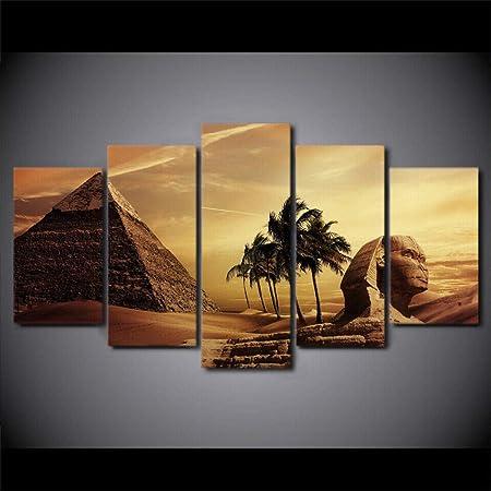 ❤ Tamaño del producto: aprox.150 × 80cm - 5 (30X40cmX2 30X60cmX2 30X80cmX1) Nuestras impresiones en