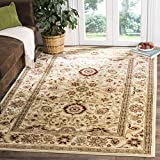 "Cheap Safavieh Lyndhurst Collection LNH212L Traditional Oriental Ivory Rectangle Area Rug (8'11"" x 12′)"