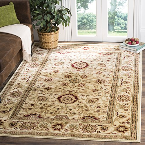 """Cheap Safavieh Lyndhurst Collection LNH212L Traditional Oriental Ivory Rectangle Area Rug (8'11"""" x 12′)"""