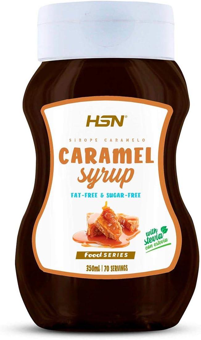 Sirope de Caramelo de HSN Foods - Sin Grasa, Sin Azúcar ...