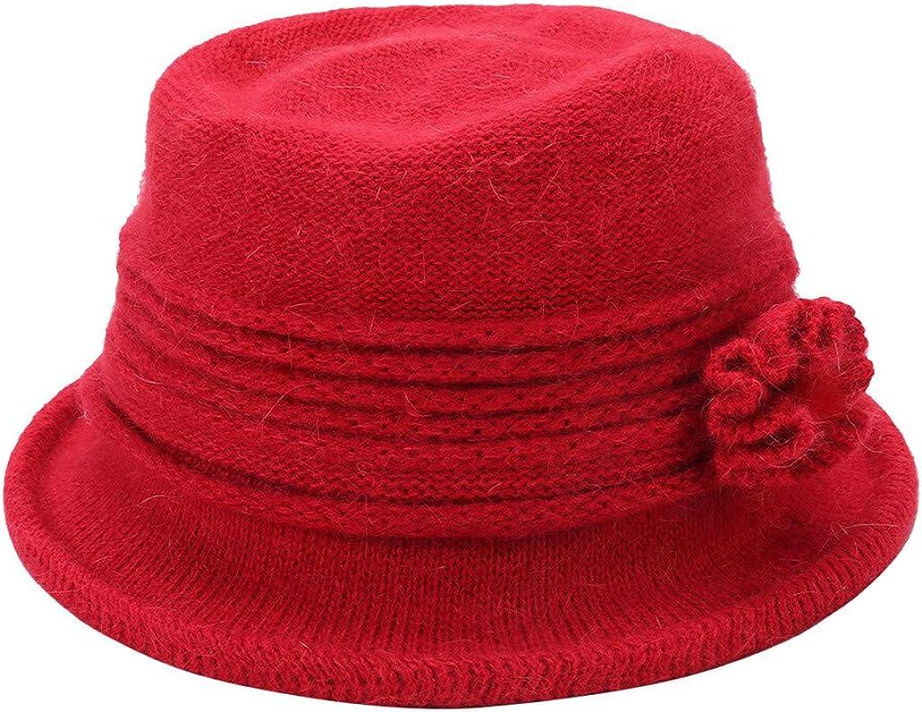 Zongrong Winter Bucket Hat...