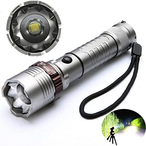 Amazon Com Police Flashlight Best Brightest Flashlight