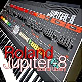 for ROLAND Jupiter-8 - Huge Perfect Original Sound (Samples) Library in WAVes format on DVD or download