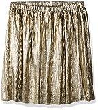 #6: Crazy 8 Little Girls' Metallic Pleated Skirt