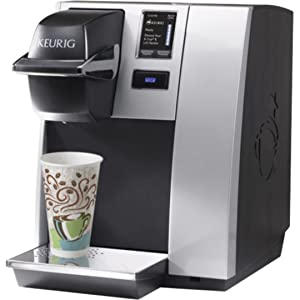 Keurig K150P K-Cup Plumbable Brewer