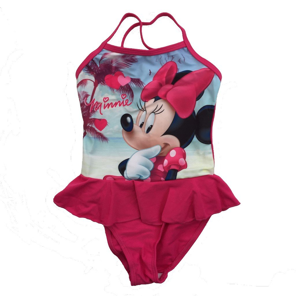 Disneys Minnie Mouse - Traje de una pieza - para niña Azul ...