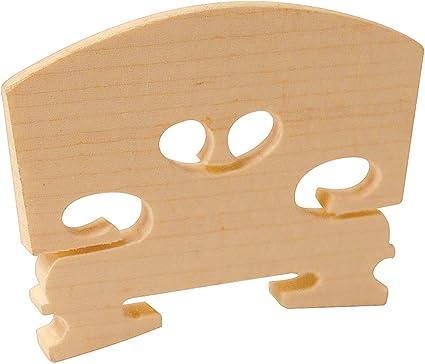 Puente para violin 4//4