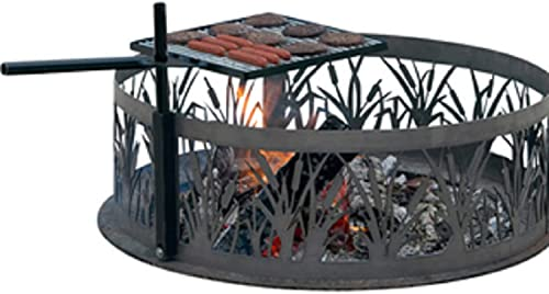 P D Metal Works Campfire Cooking Grill
