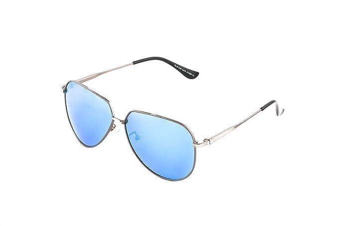 Sunner Gafas de Sol Clásicas Para Hombre y Mujer SUP0967 Protección UV400 Lentes Polarizadas Montura Ligera