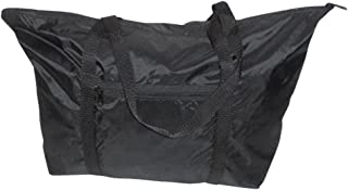 product image for Expandable Tote Bag,Folds up in to Its Own Pocket,Great to Stow-Away Made in USA