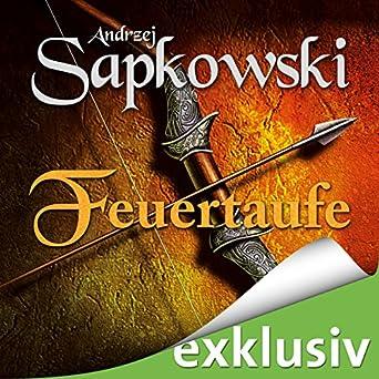 amazon com feuertaufe the witcher 3 audible audio edition