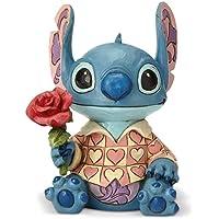 Disney Statuetta Ufficiale Traditions Stitch Clueless Casanova