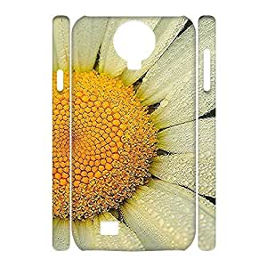 Daisy 3D-Printed ZLB540886 Customized 3D Cover Case for SamSung Galaxy S4 I9500 by icecream design